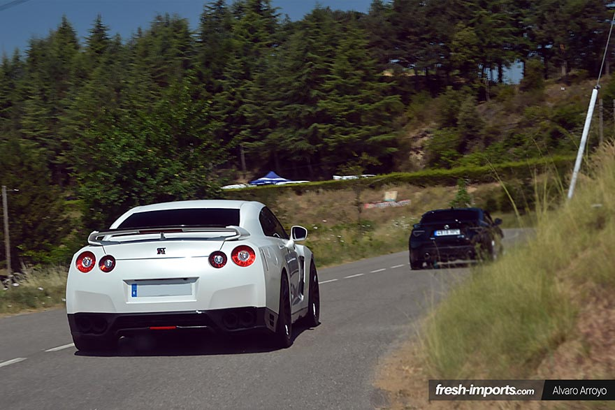 Club-GT-Four-Spain-Mai-Supreme-meet-2015-GT-R-R35-Attack