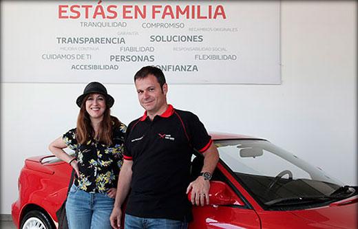 Club-GT Four Spain 25 aniversario