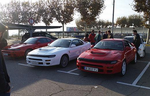 Club-GT-Four-Spain-classic-club-montmelo-5-trobada2